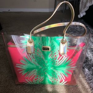 Lilly Pulitzer Beach Bags